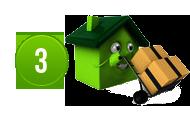 Pasul 3 pentru un certificat energetic