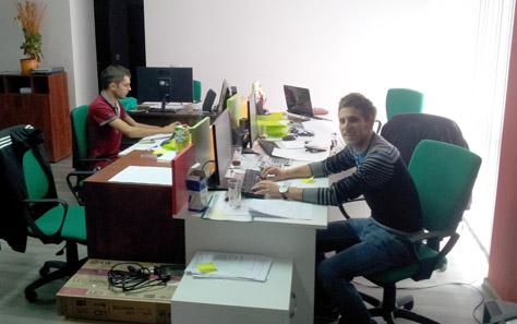 Echipa Certific.ro din Timisoara